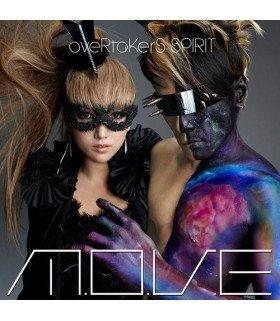 m.o.v.e - oveRtaKerS Spirit (édition japonaise)