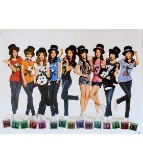 Poster XL GIRLS' GENERATION (SNSD) 044