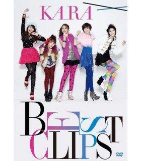 Kara - KARA Best Clips (édition normale japonaise)
