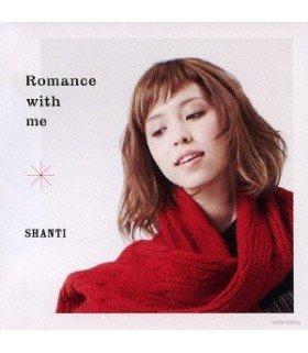 Shanti Snyder - Romance with Me (édition japonaise)