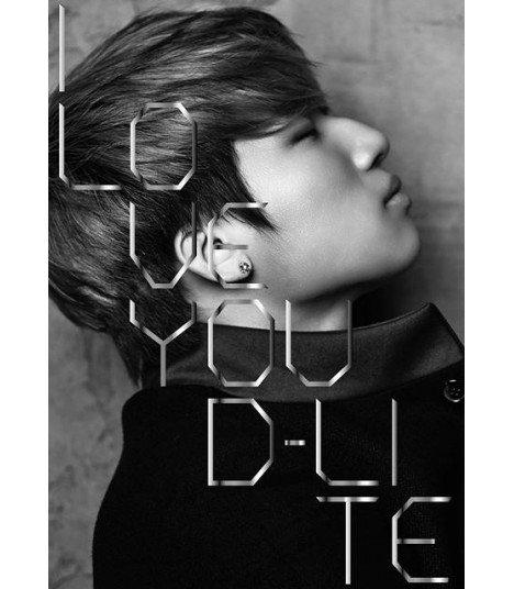 D-LITE - I Love You (CD + DVD) (édition japonaise)