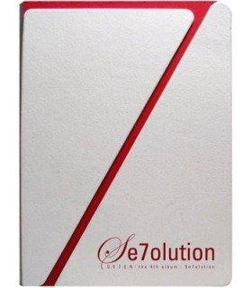 SE7EN vol.4  - se7olution