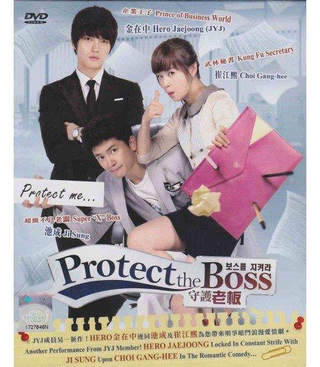 Protect The Boss - DVD DRAMA COREEN (SBS)