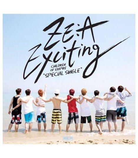 ZE:A Special Single Album - Exciting