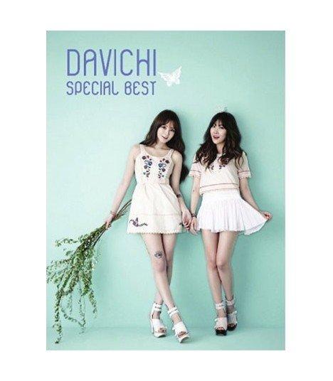 "Davichi (다비치) ""SPECIAL BEST"" - 2 FOR 1 (2CD + Photobook) (édition coréenne)"