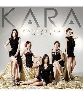 KARA - Fantastic Girls (ALBUM+DVD) (type B) (édition limitée japonaise)