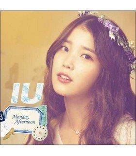 IU - Monday Afternoon (SINGLE) (édition normale japonaise)