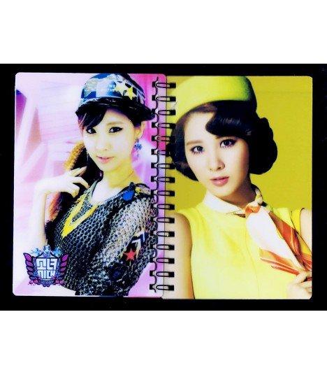 Bloc-notes GIRLS' GENERATION (SNSD) - Seohyun