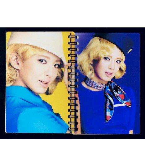 Bloc-notes GIRLS' GENERATION (SNSD) - Hyoyeon