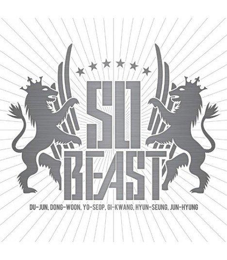 BEAST - So Beast (Jacket C) (édition normale japonaise)