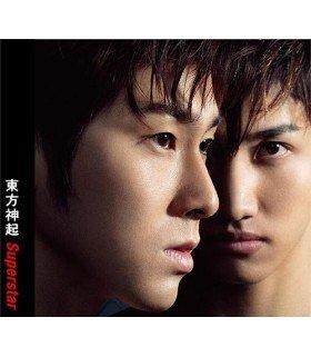 Dong Bang Shin Ki - Superstar (édition japonaise)