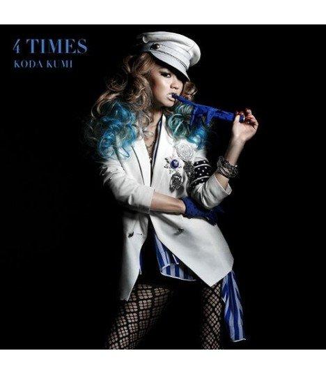 Koda Kumi - 4 Times (SINGLE+DVD) (édition japonaise)