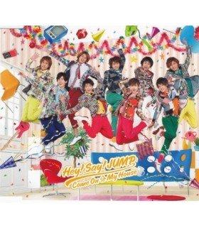 Hey! Say! JUMP - JUMP WORLD -Regular Edition- TYPE A (édition Hong Kong)