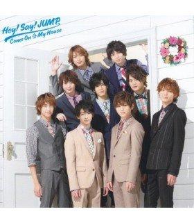 Hey! Say! JUMP - Come on A My House - TYPE A (CD+DVD) (édition limitée taïwanaise)