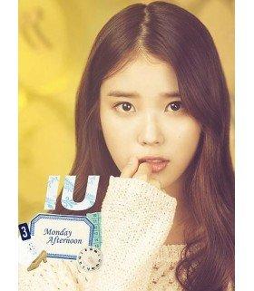 IU - Monday Afternoon (SINGLE+DVD) (type A) (édition limitée japonaise)
