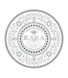 Kara Vol. 4 -Full Bloom (édition coréenne)(poster offert*)