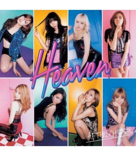 After School - Heaven (SINGLE) (édition normale japonaise)