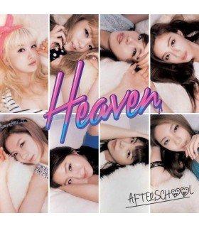 After School - Heaven (SINGLE+DVD) (édition limitée japonaise)