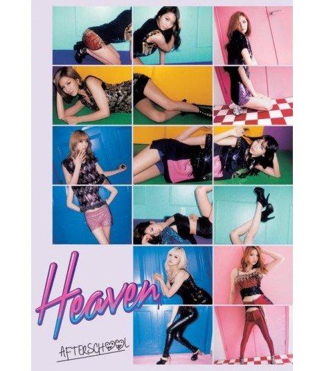 After School - Heaven (SINGLE+PHOTOBOOK) (édition limitée japonaise)