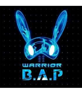 B.A.P (비에이피) Warrior (SINGLE) (Type B) (édition japonaise)