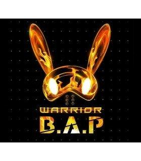 B.A.P (비에이피) Warrior (SINGLE+DVD) (Type A) (édition japonaise)