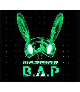 B.A.P (비에이피) Warrior (SINGLE+FLASH RING) (édition limitée japonaise)