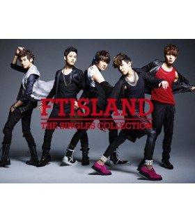 FTIsland - The Singles Collection (2CD+DVD+Photobook) (édition limitée japonaise)