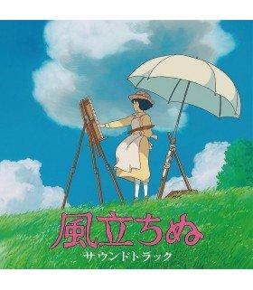 Kaze Tachinu (Le vent se lève) Original Soundtrack (édition coréenne)