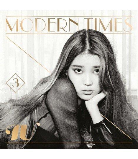 IU (아이유) Vol. 3 - Modern Times (édition normale coréenne)