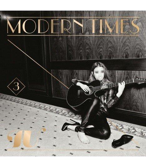 IU (아이유) Vol. 3 - Modern Times (ALBUM + DVD) (édition spéciale coréenne)