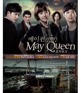 May Queen (메이퀸) DVD DRAMA COREEN (MBC)