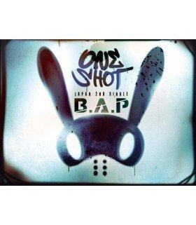 B.A.P (비에이피) One Shot (SINGLE+DVD) (Type A) (édition limitée japonaise)