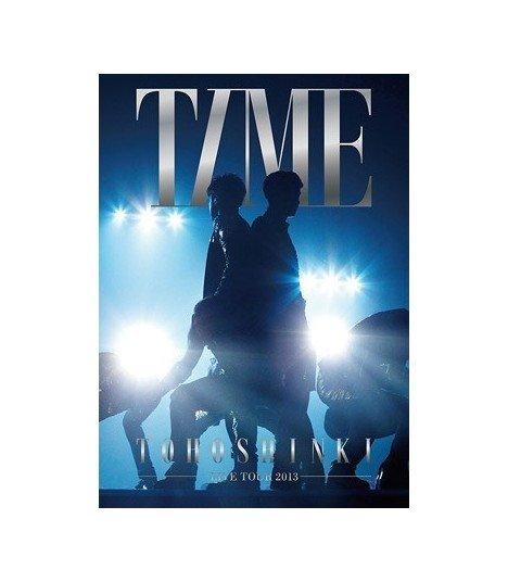 Dong Bang Shin Ki (동방신기) - Tohoshinki Live Tour 2012 -TIME- (3DVD) (édition limitée coréenne)