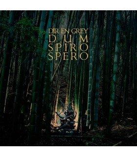 DIR EN GREY - Dum Spiro Spero (édition normale japonaise)