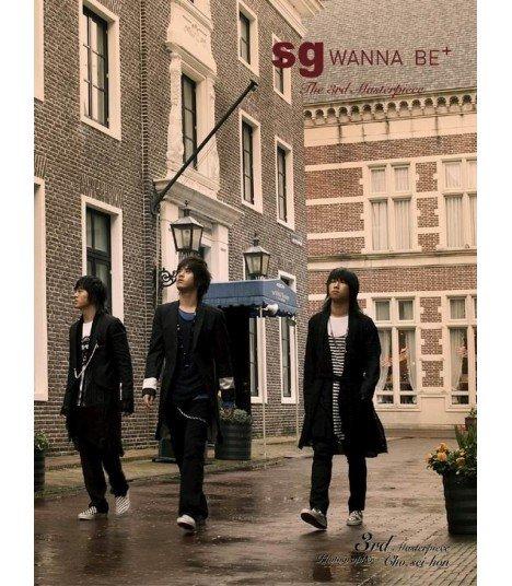 SG Wannabe - 3rd Master piece