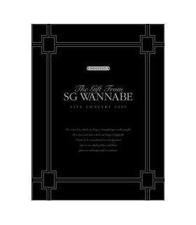 SG Wannabe - The Gift From SG Wannabe 2009 Live Concert (2DVD) (édition coréenne)