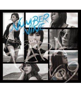 T-ara (티아라) NUMBER NINE / Kioku- Kimi ga Kureta Michishirube (CD+DVD) (Type A) (édition limitée japonaise)
