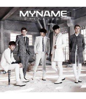MYNAME (마이네임) Shirayuki (SINGLE+DVD) (Type A) (édition normale japonaise)