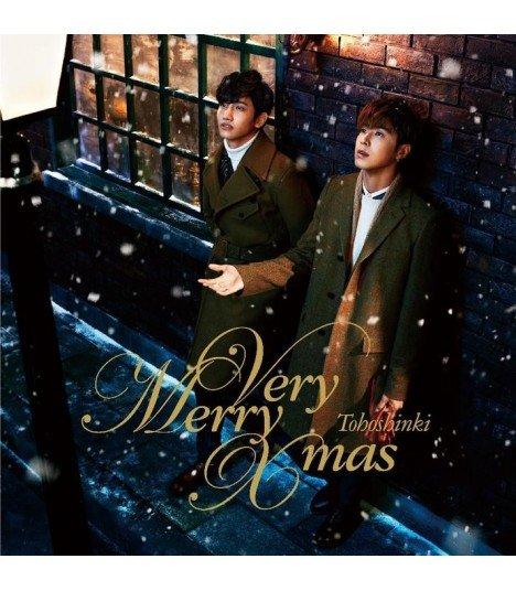 Dong Bang Shin Ki (동방신기) Very Merry Xmas (édition normale japonaise)