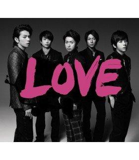 Arashi (嵐) LOVE (ALBUM + DVD) (édition limitée coréenne)