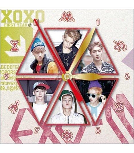 Horloge de bureau EXO-M 001