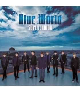 Super Junior - Blue World (SINGLE+DVD) (édition normale japonaise)