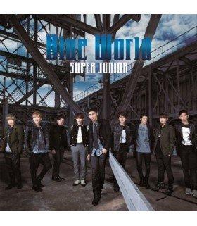 Super Junior - Blue World (édition normale japonaise)