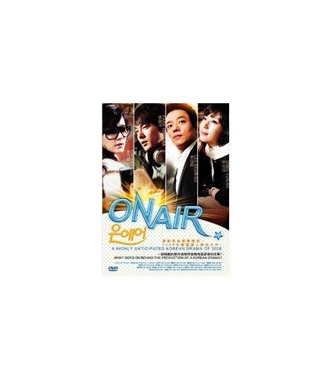 On Air (온에어) - DVD DRAMA COREEN (SBS)