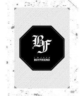 Boyfriend (보이프렌드) I'm Your Boyfriend (2DVD) (édition coréenne)