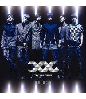Cross Gene - Shooting Star (SINGLE+DVD) (Type A) (édition limitée japonaise)