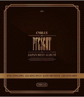 CNBLUE (씨엔블루) PRESENT - JAPAN BEST ALBUM (Korean Special Version) (édition coréenne)