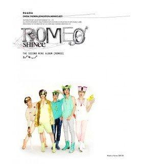 SHINee 2nd Mini Album - Romeo (édition coréenne)