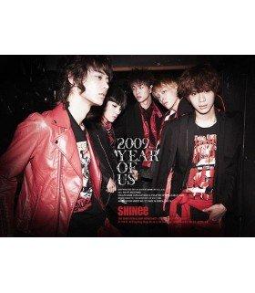 SHINee Mini Album Vol. 3 - 2009, Year Of Us (édition coréenne)