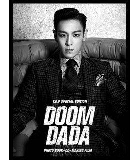 T.O.P - DOOM DADA (T.O.P Special Edition) (Photobook + CD + Making Film) (édition coréenne)